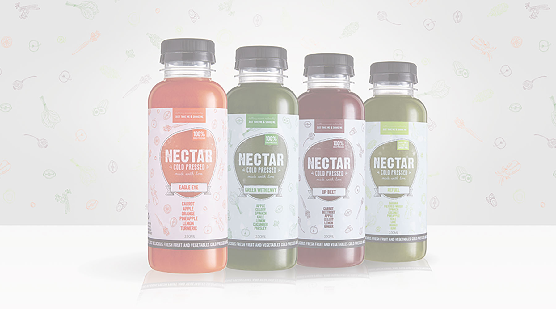 The Moody Chef is Now Stocking Nectar Cold Pressed Juices