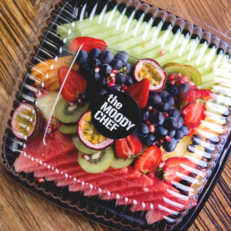 the moody chef catering fresh fruit box