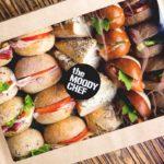 the moody chef catering mini panini box