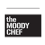the moody chef signage