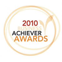 business achiever awards logo