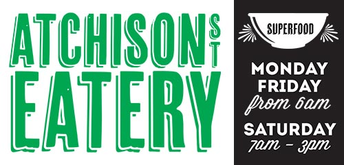 Atchison St Eatery logo